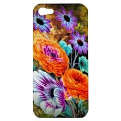 Flowers Artwork Art Digital Art Apple Iphone 5 Hardshell Case