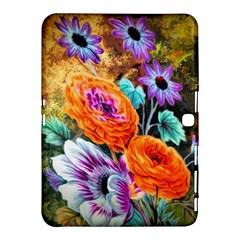 Flowers Artwork Art Digital Art Samsung Galaxy Tab 4 (10 1 ) Hardshell Case