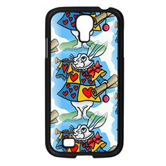 Seamless Repeating Tiling Tileable Samsung Galaxy S4 I9500/ I9505 Case (black)