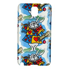Seamless Repeating Tiling Tileable Samsung Galaxy Note 3 N9005 Hardshell Case