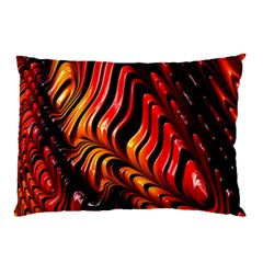 Abstract Fractal Mathematics Abstract Pillow Case