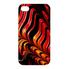 Abstract Fractal Mathematics Abstract Apple Iphone 4/4s Hardshell Case