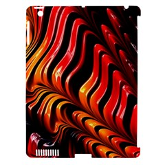 Abstract Fractal Mathematics Abstract Apple Ipad 3/4 Hardshell Case (compatible With Smart Cover)