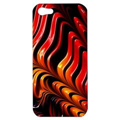 Abstract Fractal Mathematics Abstract Apple Iphone 5 Hardshell Case
