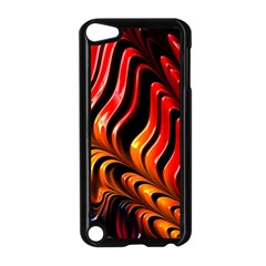 Abstract Fractal Mathematics Abstract Apple Ipod Touch 5 Case (black)