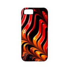 Abstract Fractal Mathematics Abstract Apple Iphone 5 Classic Hardshell Case (pc+silicone)