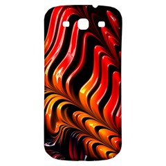 Abstract Fractal Mathematics Abstract Samsung Galaxy S3 S Iii Classic Hardshell Back Case