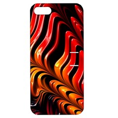 Abstract Fractal Mathematics Abstract Apple Iphone 5 Hardshell Case With Stand