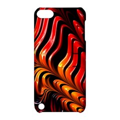Abstract Fractal Mathematics Abstract Apple iPod Touch 5 Hardshell Case with Stand