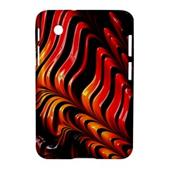 Abstract Fractal Mathematics Abstract Samsung Galaxy Tab 2 (7 ) P3100 Hardshell Case
