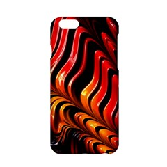 Abstract Fractal Mathematics Abstract Apple Iphone 6/6s Hardshell Case
