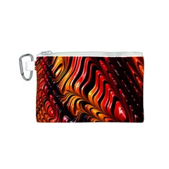 Abstract Fractal Mathematics Abstract Canvas Cosmetic Bag (s)