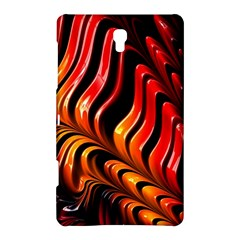 Abstract Fractal Mathematics Abstract Samsung Galaxy Tab S (8 4 ) Hardshell Case