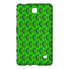 Abstract Art Circles Swirls Stars Samsung Galaxy Tab 4 (8 ) Hardshell Case