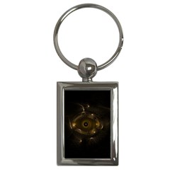 Abstract Fractal Art Artwork Key Chains (rectangle)