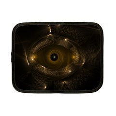 Abstract Fractal Art Artwork Netbook Case (small)