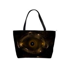 Abstract Fractal Art Artwork Shoulder Handbags