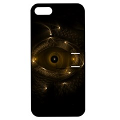 Abstract Fractal Art Artwork Apple Iphone 5 Hardshell Case With Stand