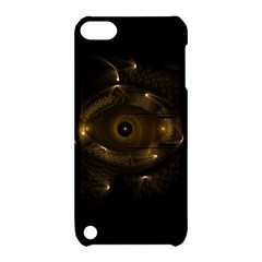 Abstract Fractal Art Artwork Apple Ipod Touch 5 Hardshell Case With Stand