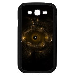 Abstract Fractal Art Artwork Samsung Galaxy Grand DUOS I9082 Case (Black)