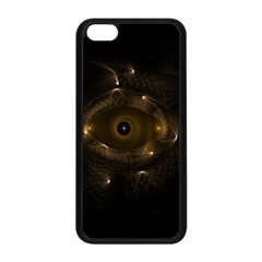 Abstract Fractal Art Artwork Apple Iphone 5c Seamless Case (black)