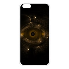 Abstract Fractal Art Artwork Apple Seamless iPhone 6 Plus/6S Plus Case (Transparent)