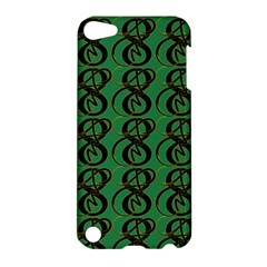 Abstract Pattern Graphic Lines Apple Ipod Touch 5 Hardshell Case