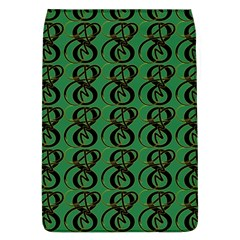 Abstract Pattern Graphic Lines Flap Covers (l)