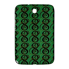 Abstract Pattern Graphic Lines Samsung Galaxy Note 8 0 N5100 Hardshell Case