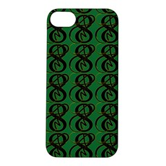 Abstract Pattern Graphic Lines Apple Iphone 5s/ Se Hardshell Case