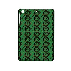 Abstract Pattern Graphic Lines Ipad Mini 2 Hardshell Cases