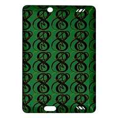 Abstract Pattern Graphic Lines Amazon Kindle Fire Hd (2013) Hardshell Case