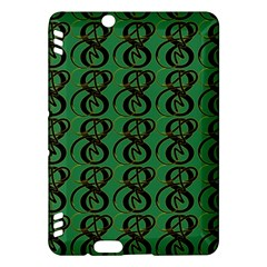 Abstract Pattern Graphic Lines Kindle Fire HDX Hardshell Case