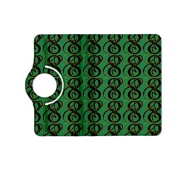 Abstract Pattern Graphic Lines Kindle Fire Hd (2013) Flip 360 Case