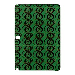 Abstract Pattern Graphic Lines Samsung Galaxy Tab Pro 10 1 Hardshell Case
