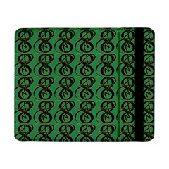 Abstract Pattern Graphic Lines Samsung Galaxy Tab Pro 8 4  Flip Case
