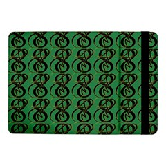 Abstract Pattern Graphic Lines Samsung Galaxy Tab Pro 10 1  Flip Case