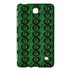 Abstract Pattern Graphic Lines Samsung Galaxy Tab 4 (8 ) Hardshell Case