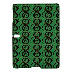 Abstract Pattern Graphic Lines Samsung Galaxy Tab S (10.5 ) Hardshell Case