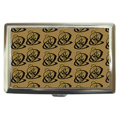 Abstract Swirl Background Wallpaper Cigarette Money Cases