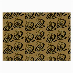Abstract Swirl Background Wallpaper Large Glasses Cloth