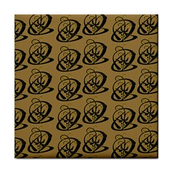 Abstract Swirl Background Wallpaper Face Towel
