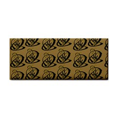 Abstract Swirl Background Wallpaper Cosmetic Storage Cases