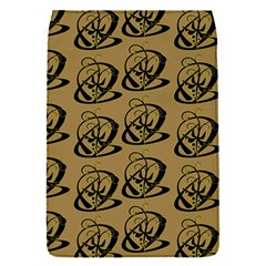 Abstract Swirl Background Wallpaper Flap Covers (s)