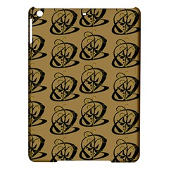Abstract Swirl Background Wallpaper Ipad Air Hardshell Cases