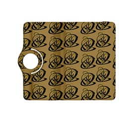 Abstract Swirl Background Wallpaper Kindle Fire Hdx 8 9  Flip 360 Case