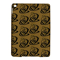 Abstract Swirl Background Wallpaper Ipad Air 2 Hardshell Cases