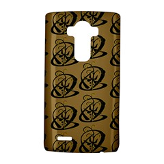 Abstract Swirl Background Wallpaper Lg G4 Hardshell Case