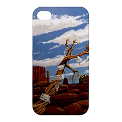 Acrylic Paint Paint Art Modern Art Apple Iphone 4/4s Hardshell Case