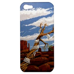 Acrylic Paint Paint Art Modern Art Apple Iphone 5 Hardshell Case